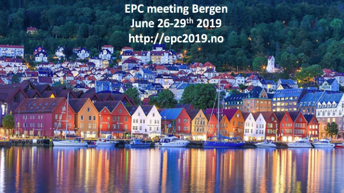 YOUPPIE gathering in the Bergen EPC meeting
