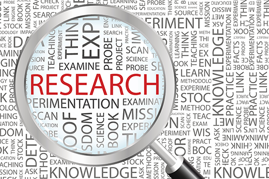 Share your research!